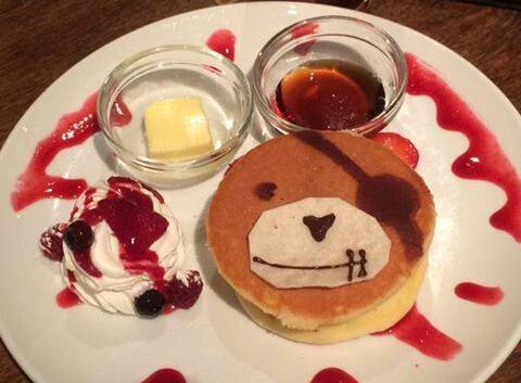 Un petit-déjeuner façon Diabolik Lovers