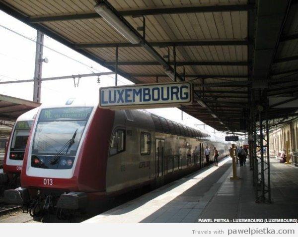 Luxembourg's Railways