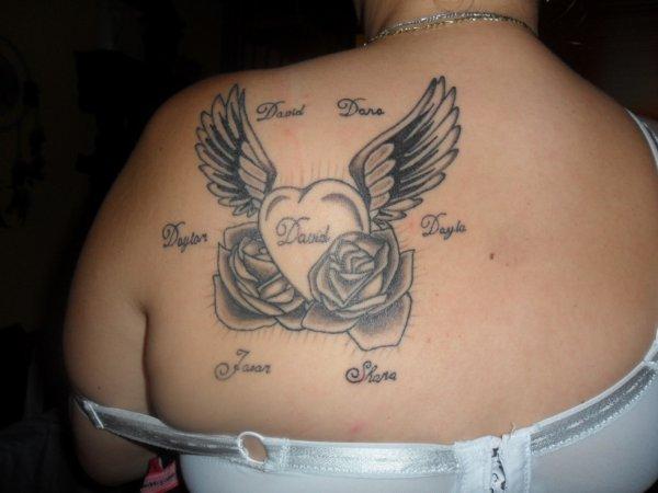 mon tatoo