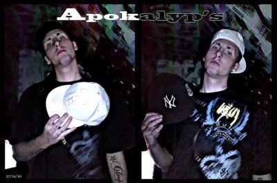 Aρøκαlψρ'$  Got the style !