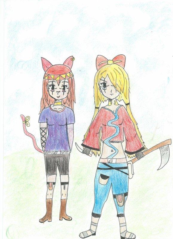 2) dessin