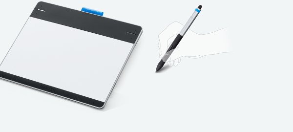 Intuos manga: tablette graphique