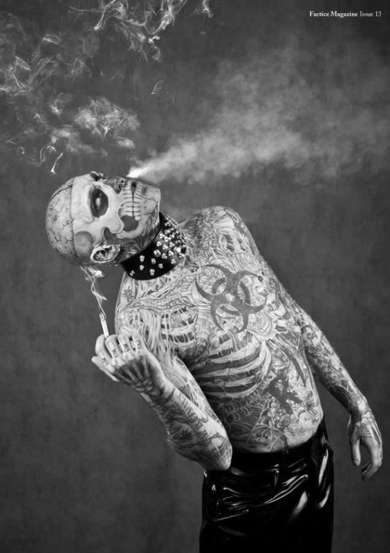 Le tatouage et ses styles !