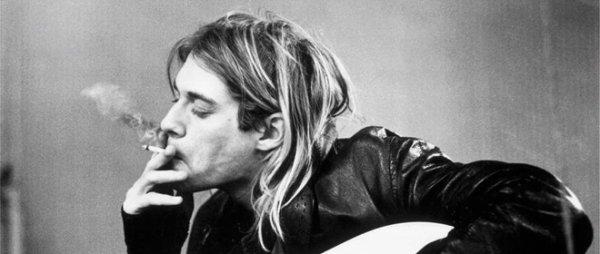 Kurt Cobain.. Plus qu'une légende..