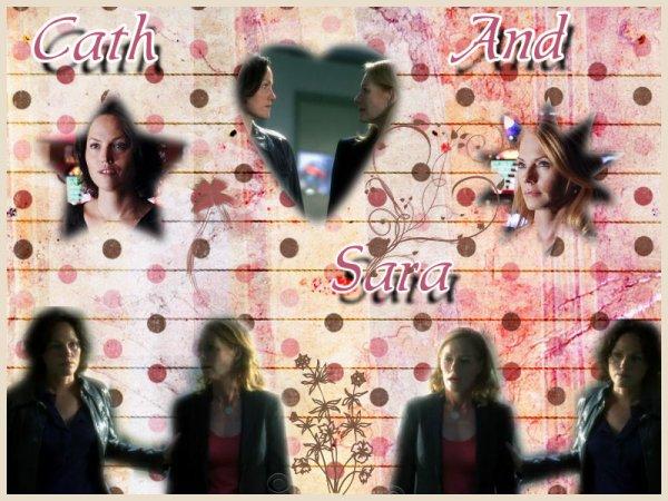 Cath and Sara