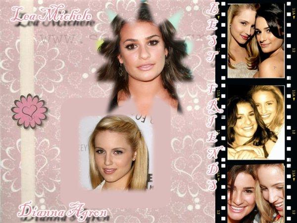 Achele (Dianna Agron et Lea Michele)