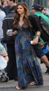 La robe longue d'été de NINA !