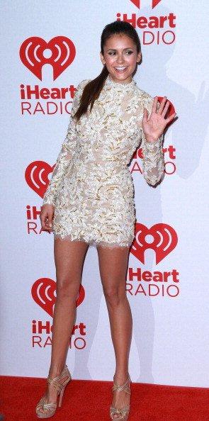 Robe du 22/09/2012 au festival musical « iHeartRadio »