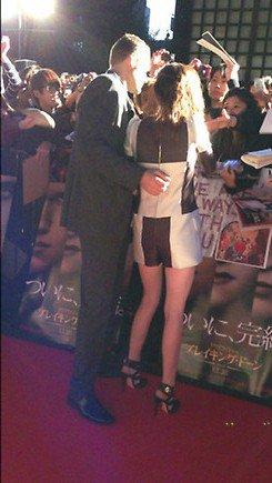 Kristen à Tokyo au Fan Event !