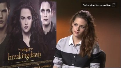 interview KRISTEN !