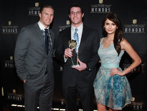 NFL Honors 2013 - Pré Super Bowl avec Luke Kuechly !