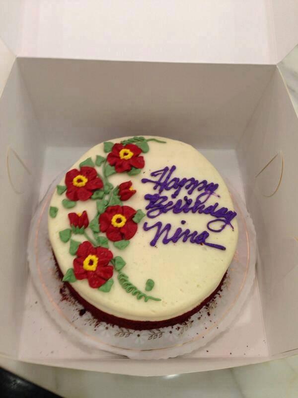 anniversaire de Nina