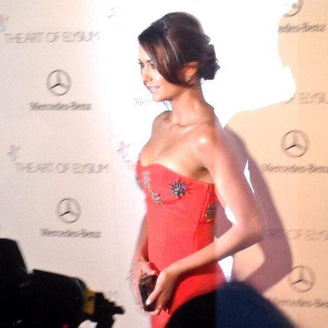 at The Art of Elysium's 7th Annual HEAVEN Gala