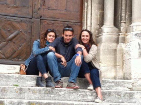Nina est à AVIGNON en FRANCE !