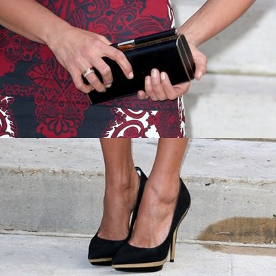 juillet 2015 Nina Dobrev a Paris au défilé Versace