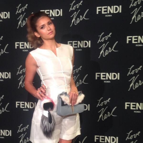 9 juillet 2014: FENDI