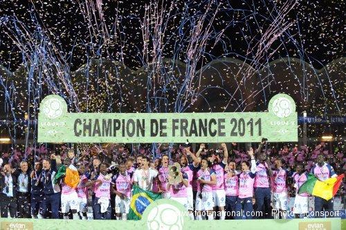 Evian Champion De France De Ligue 2
