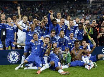 Chelsea Vainqueur De Ligue Des Champions Face Au Bayer De Munich