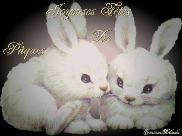 Joyeuse Paques A Tous