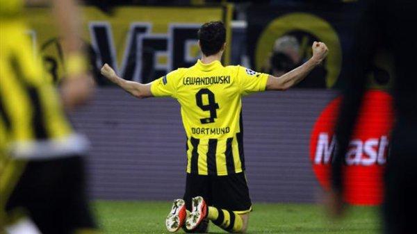 Dortmund, c'est renversant ! Match Retour Ligue Des Champions Quart  De Finale 2012-2013
