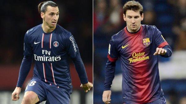 Barca Psg Quart De Finale Retour De La Ligue Des Champions 2013