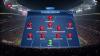 Composition Juventus Bayer De Munich Quart  De Finale Match Retour Ligue Des Champions 2013