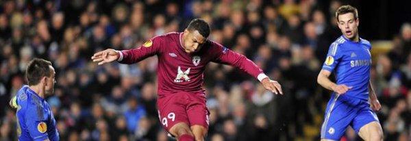 Resume Match Retour Ligue Europa Quart De Finale 2012-2013 Rubin Kazan Chelsea
