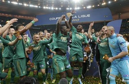 St Etienne- Renne Finale De La Coupe De La Ligue 2012-2013