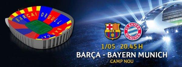 Barça-Bayern : un miracle, sinon rien