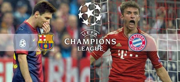 Barça-Bayern 0-3