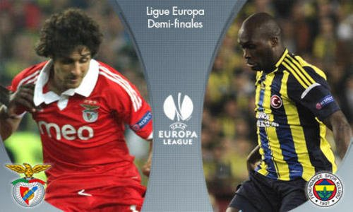 Benfica - Fenerbahçe : 3-1