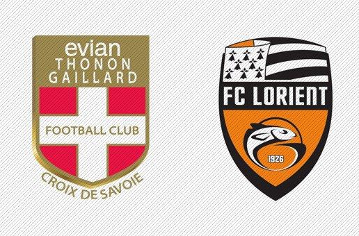 Demi- finale de la Coupe de France: Evian TG humilie Lorient, 4-0.