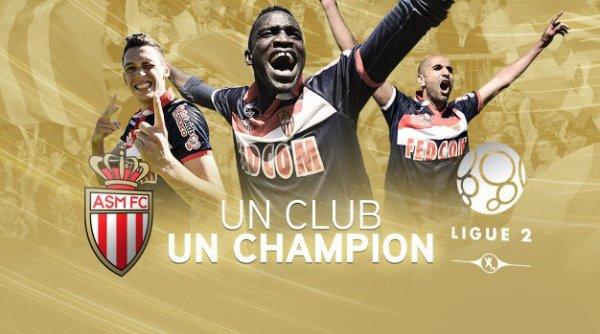 Ligue 2 : Nantes et Guingamp rejoignent Monaco au paradis