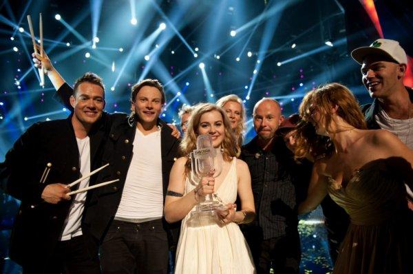 La Gagnante De L Eurovision 2013