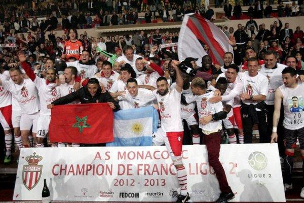 Monaco termine en champion, Le Mans descend en National