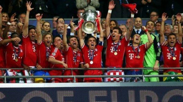 Le Bayern Munich remporte la Ligue des champions en battant Dortmund (2-1)