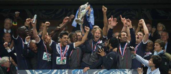 Bordeaux remporte la Coupe de France face à Evian
