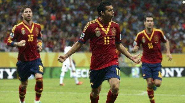 L'Espagne a assuré ce dimanche. Dominant les débats de la tête et des épaules, la Roja a battu l'Uruguay (2-1)