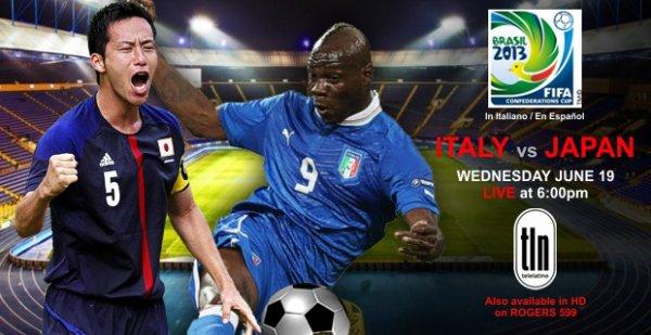 Coupe des Confédérations: l'Italie bat le Japon dans un match fou,