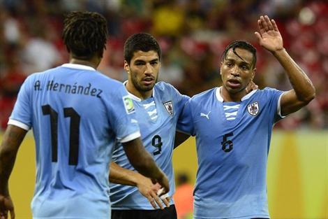 Uruguay-Tahiti (8-0) : Sans surprise l'Uruguay pulvérise Tahiti