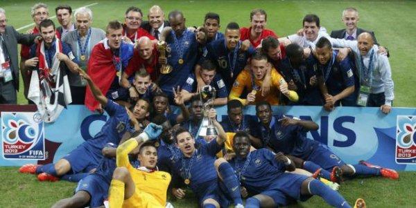 Mondial U20 2013 : France-Uruguay (0-0, 4 tab à 1), les Bleuets champions du monde !