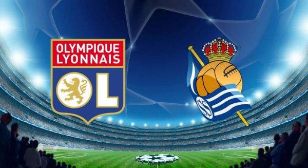 Lyon affrontera la Real Sociedad
