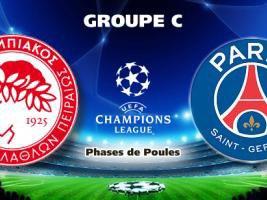 Olympiakos-PSG (1-4)