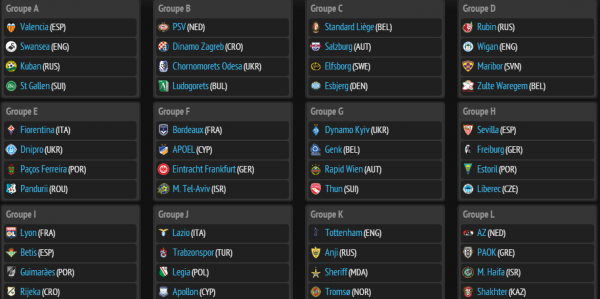 Ligue Europa 2013-2014