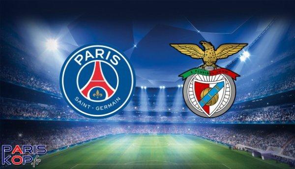 Ligue des Champions : PSG-Benfica (3-0), Paris en démonstration