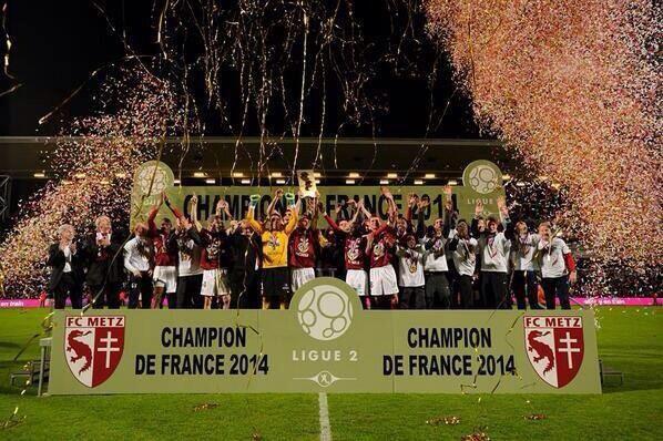 Ligue 2 : Lens et Caen au paradis, Auxerre sauvé, Châteauroux en National !