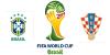 Resume Des 1er Match De La Coupe Du Monde 2014
