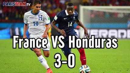 Coupe du monde 2014 : Benzema donne de l'air aux Bleus !