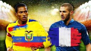 Équateur-France : nul poussif des Bleus (0-0)