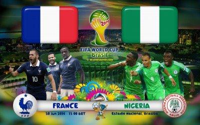 """Coupe du monde 2014 - France-Nigeria : les """"Super Eagles"""" ont des atouts à faire valoir"""